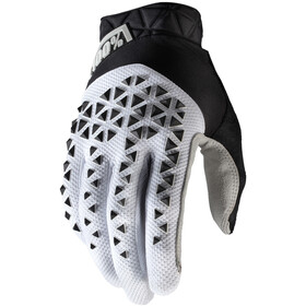 100% Geomatic Guantes, white